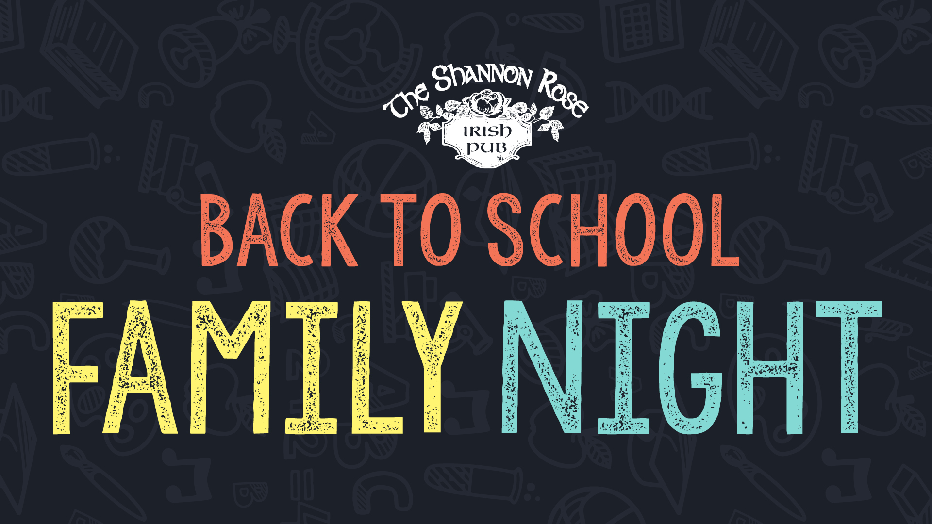 Back to school Family Night